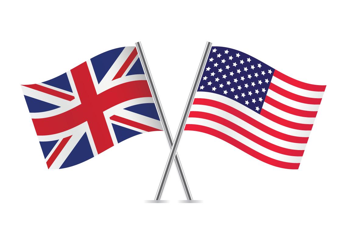 スカイプを使うオンライン英会話でイギリス英語は学べるの?アメリカ英語とイギリス英語の違いもご紹介!